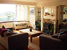 Cornish Holiday Cottage - Sitting Room